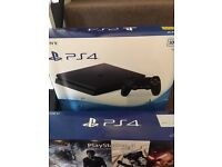 PS4 slim 500gb with Fifa 17 brand new boxed sealed
