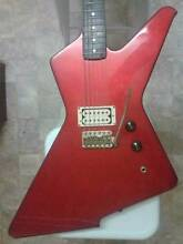 1982 IBANEZ VINTAGE DT100 DESTROYER FIRE RED Newcastle 2300 Newcastle Area Preview
