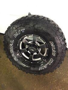 31575R16 Mud Claw tire and wheel pachage Regina Regina Area image 3