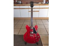 Gibson 335 Dot Cherry Red 2011