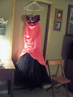SHERRI HILL mermaid style prom dress and other clothing