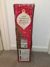 Christmas Tree 6ft - going ASAP