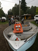 Boat, Motor & Trailer for Sale