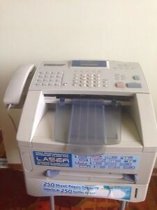 LASER FAX AND PRINTER- BROTHER-4100