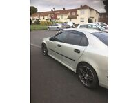 Saab 9-3 vector sport Mapped 190bhp quick sale today £650
