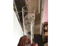 10 New Peroni Beer Glasses