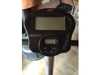 Reebok Exercise Bike with Digital Display