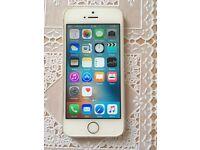 Apple iphone 5s Silver *32gb*