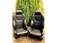 Ford mondeo / focus St recaro leather seats