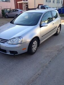 2007 Volkswagen rabbit 2.5!safety