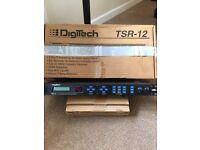 Digitech TSR-12 Studio Reverb Effects Processer