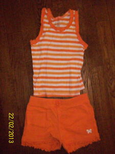 The Children's Place Tank & Shorts, 12-18 months