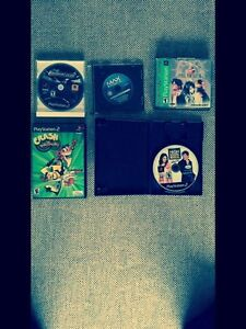 PLAYSTATION 2 in GREAT SHAPE, GAMES, CONTROLLERS!  London Ontario image 5