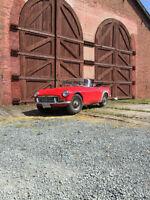 1969 MG MGB Convertible
