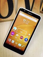 Brand new SONY Xperia E4 white 8G UNLOCKED au model Calamvale Brisbane South West Preview
