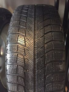 4 Michelin X-Ice 205/55R16 Winter Snow Tires on Alloy Rims Kitchener / Waterloo Kitchener Area image 7