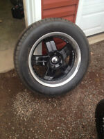 "TSW 20"" to fit Chevrolet"