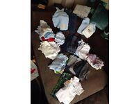 Massive boys bundle 3-6 months
