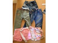 Girls clothes - age 2-3