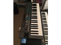 Korg Poly 800 Vintage Synthesizer Not Roland, Moog or Dave Smith)