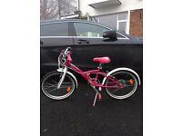 Child's,Girls,Kids bicycle,bike.