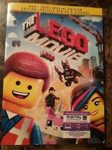 The Lego Movie DVD 2-Disc Special Edition