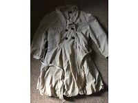 Ladies coat. Size 10