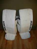 Bauer Supreme One.9 Pads with MyFLEX 2.0