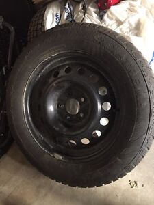 4 X-TREME WINTER TIRES London Ontario image 1