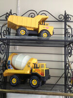 Tonka trucks from 1980 We have  10  in mint condition