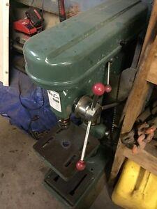 WesCo Heavy Duty Drill Press