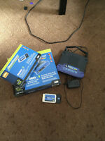 Linksys router and laptop adapter