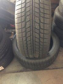 X2 Wanli Snowgrip Tyres