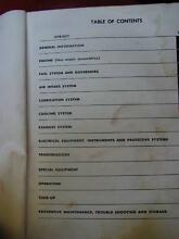DETROIT DIESEL SERIES 149 ENGINE WORKSHOP SERVICE MANUAL c1972 Dianella Stirling Area Preview