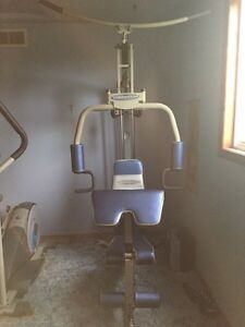 Work out equipment/ elliptical/ bow flex type system Sarnia Sarnia Area image 2