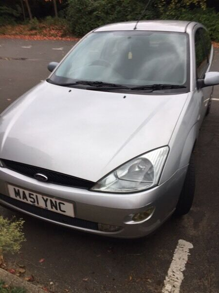 Ford Focus 1.4 3door