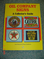 OIL COMPANY SIGNS A COLLECTOR'S GUIDE