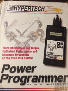 Ford F-150 power programmer