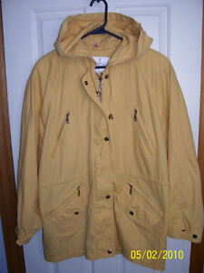 Yellow Spring/Fall Jacket L