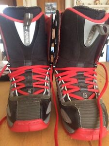 Mens 8.5 Forum Snowboard boots