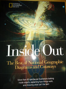Inside Out:The best of National Geograhic Diagrams & Cutaways