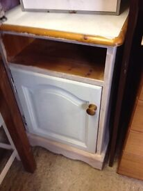 Upcycle Project - Bedside Unit
