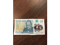AA fiver - open to offers