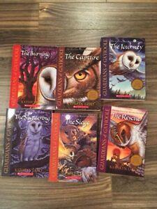 Guardian of GA'Hoole Series Books