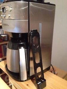 Cuisineart Coffeemaker with Grinder Strathcona County Edmonton Area image 1