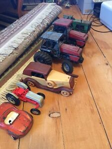 Various Antique Tractors and a couple cars Kawartha Lakes Peterborough Area image 5