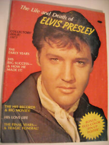 Elvis Presley 4 Magazine Peterborough Peterborough Area image 4