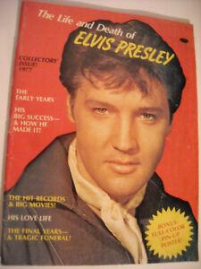 Elvis Presley 4 Magazine Peterborough Peterborough Area image 4