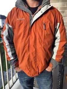 Manteau Columbia Large pour homme