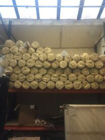 Sized cotton canvas